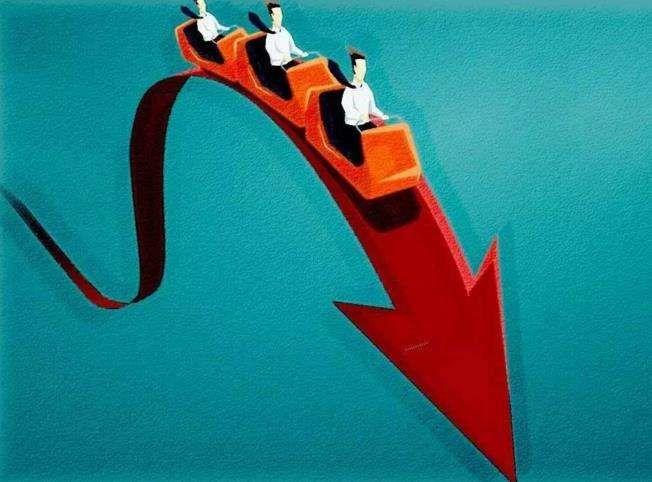 五一节后首个交易日A股开盘大跌 逾80只个股跌停?
