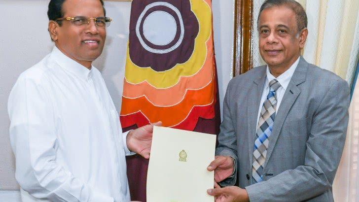 斯里兰卡国防部长辞职 斯里兰卡总统将在一天内撤换防长
